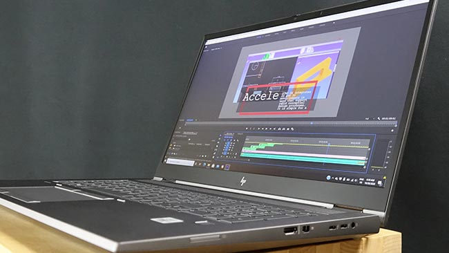 At its maximum configuration, the ZBook Fury 17 G7 is more powerful than many desktop workstations